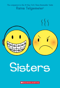 Those smiley faces tell you everything you need to know about the relationship between those sisters.